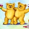 Das Bären-Trinkgelage