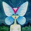 Der blaue Schmetterlingskobold