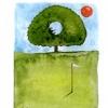 golf-miniatur