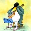 musik-der-banjo-pinguin
