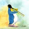 musik-der-posaunenpinguin