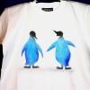 t-shirt-pinguine
